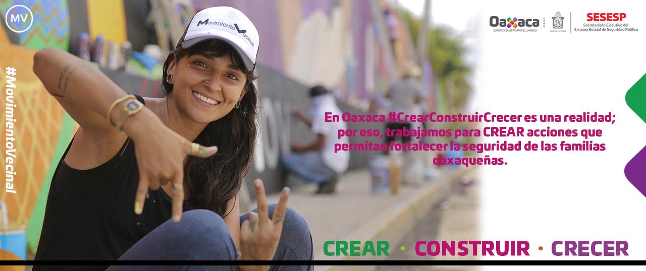 #CrearConstruirCrecer
