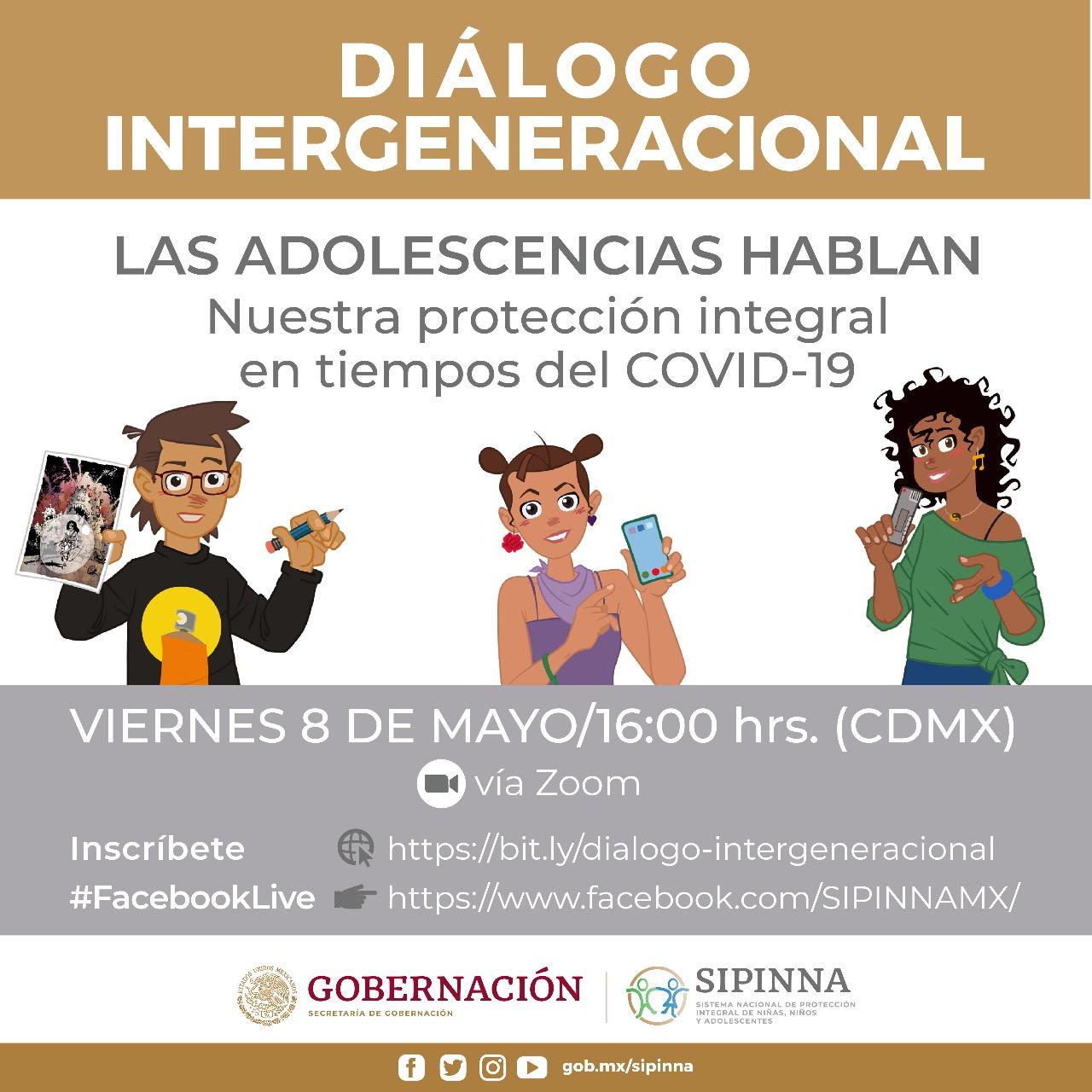 Las adolescencias hablan. Nuestra protección integral en tiempos del COVID-19