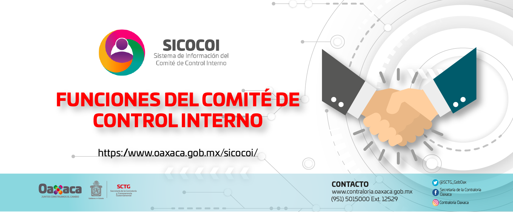 Funciones del Comité del Control Interno