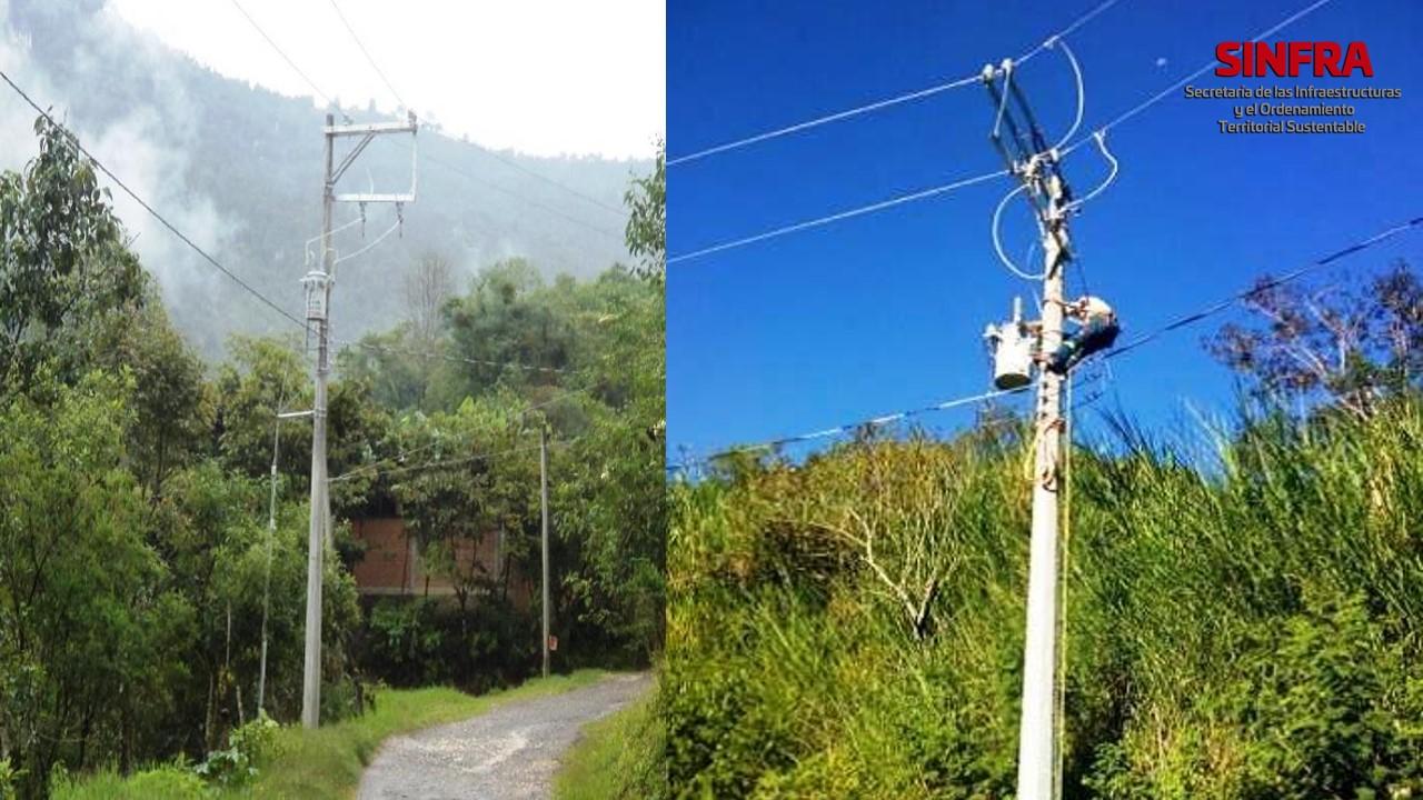 Buenavista- electrificación