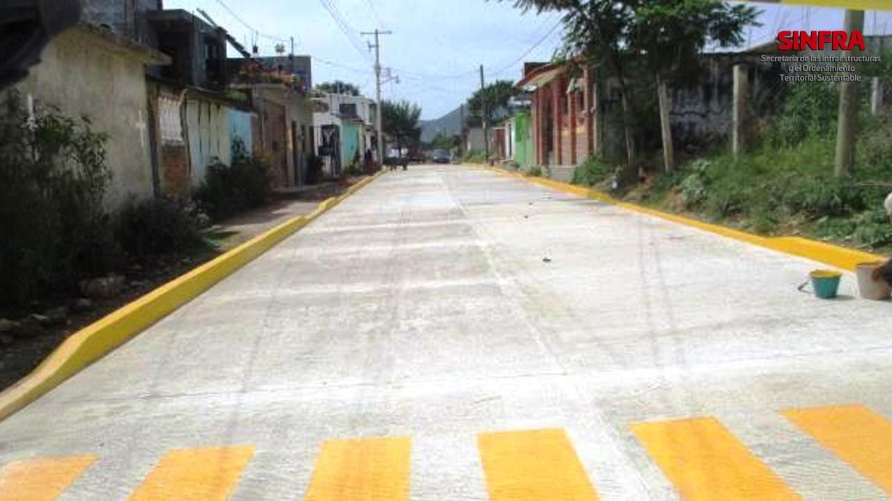 Colonia Guelaguetza, Santa María Atzompa.