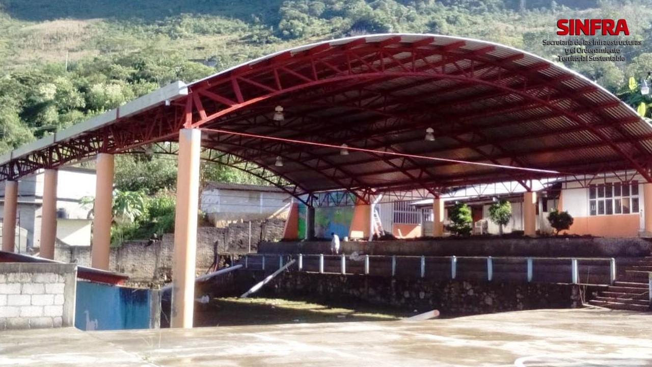 Santa María Yucuiti-techado 2