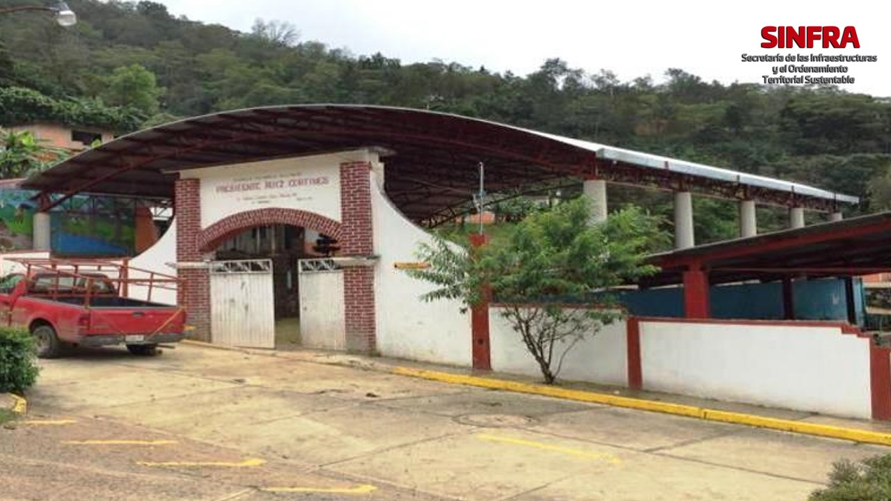 Santa María Yucuiti-techado