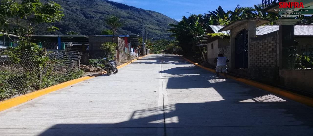 Santa Cruz Ozolotepec.
