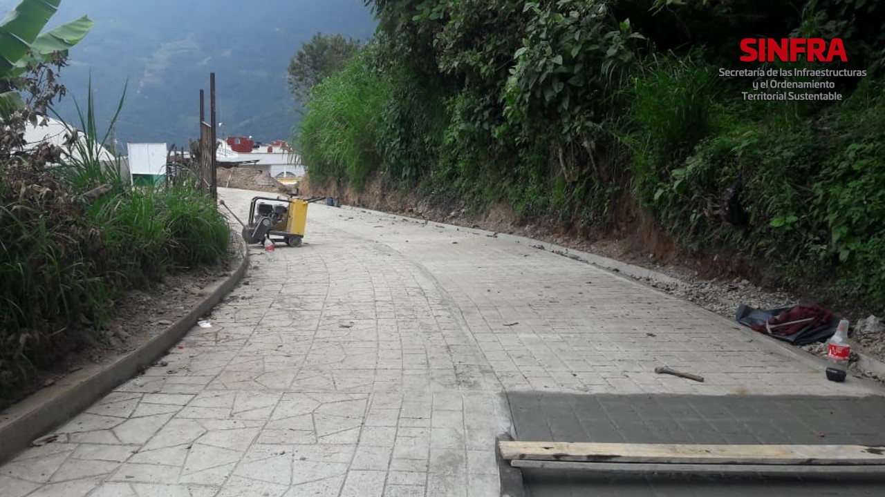Xochitonalco, Huautla de Jiménez.