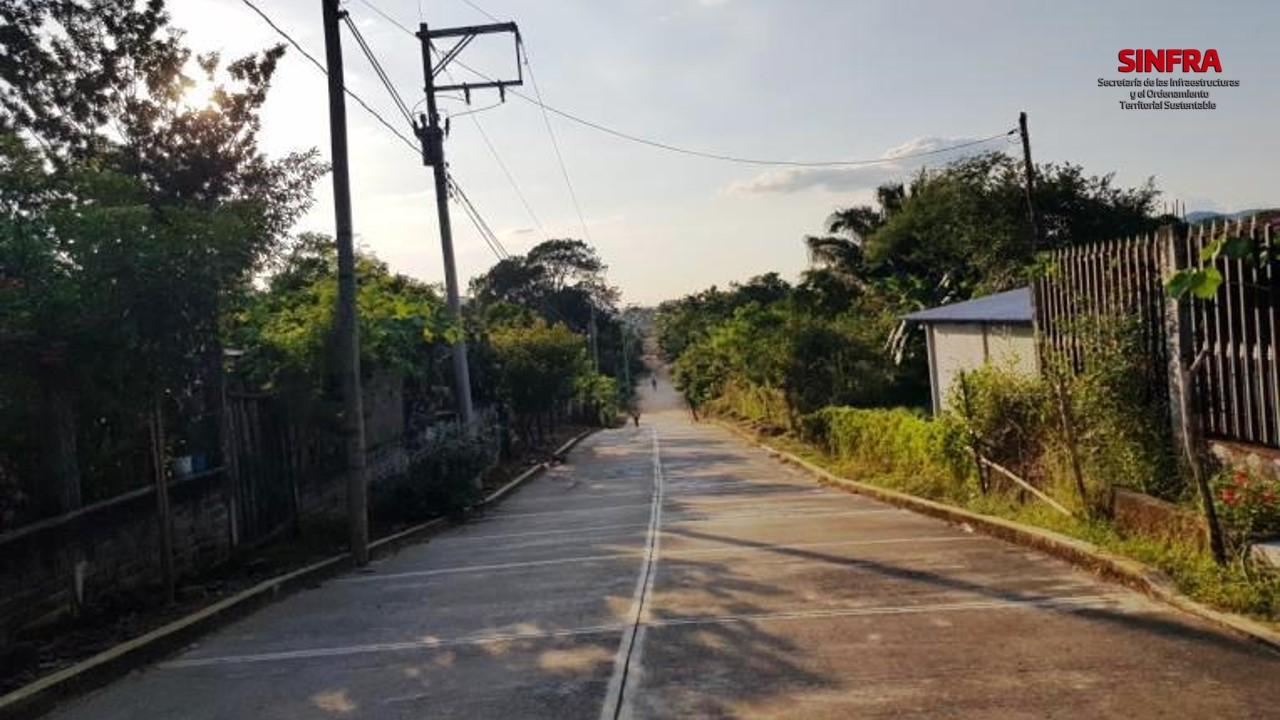 Electrificacion San Cristóbal Chayuco