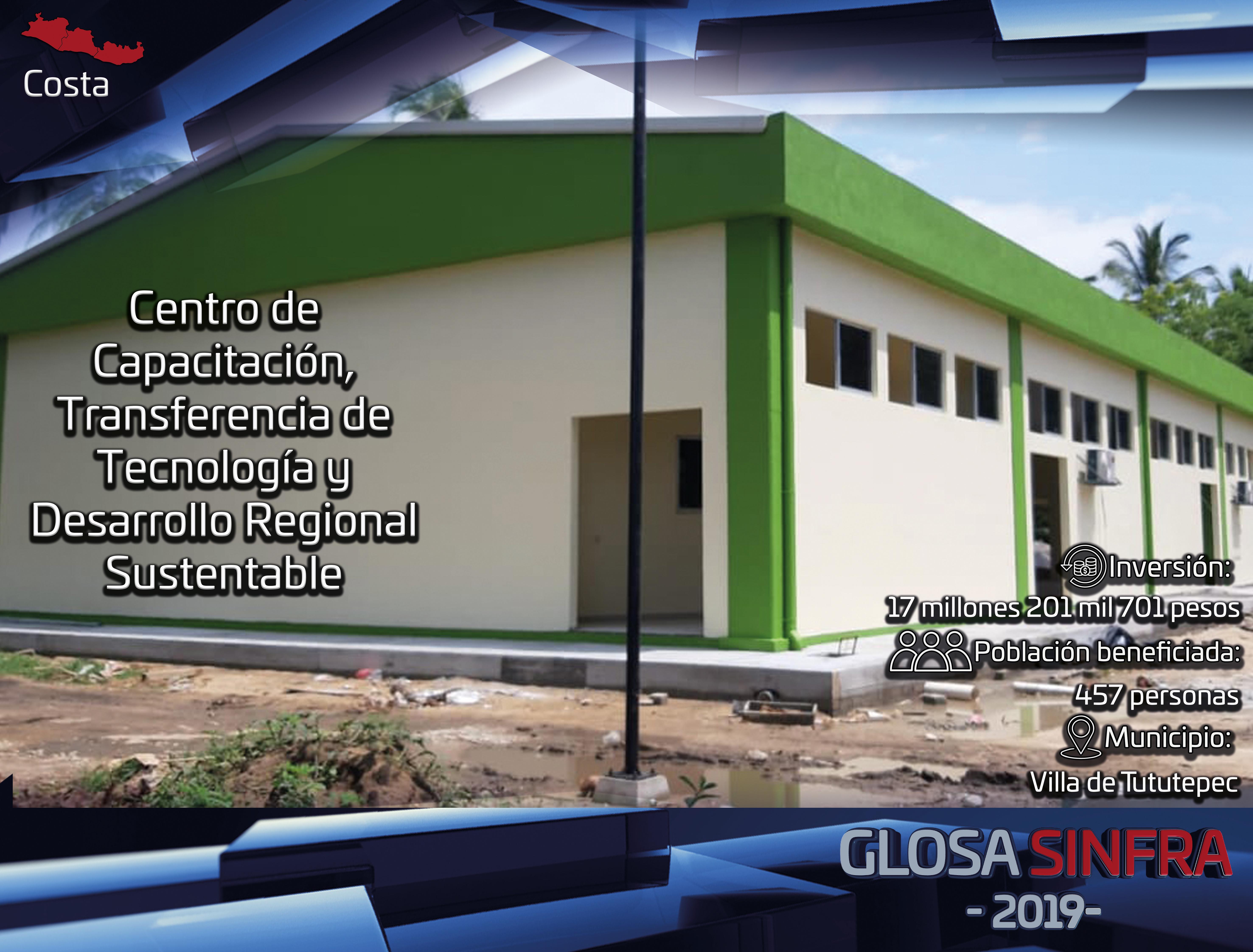 El gobierno de Oaxaca trabaja en la construcción de la infraestructura necesaria que impulsa el desarrollo tecnológico del campo oaxaqueño.
