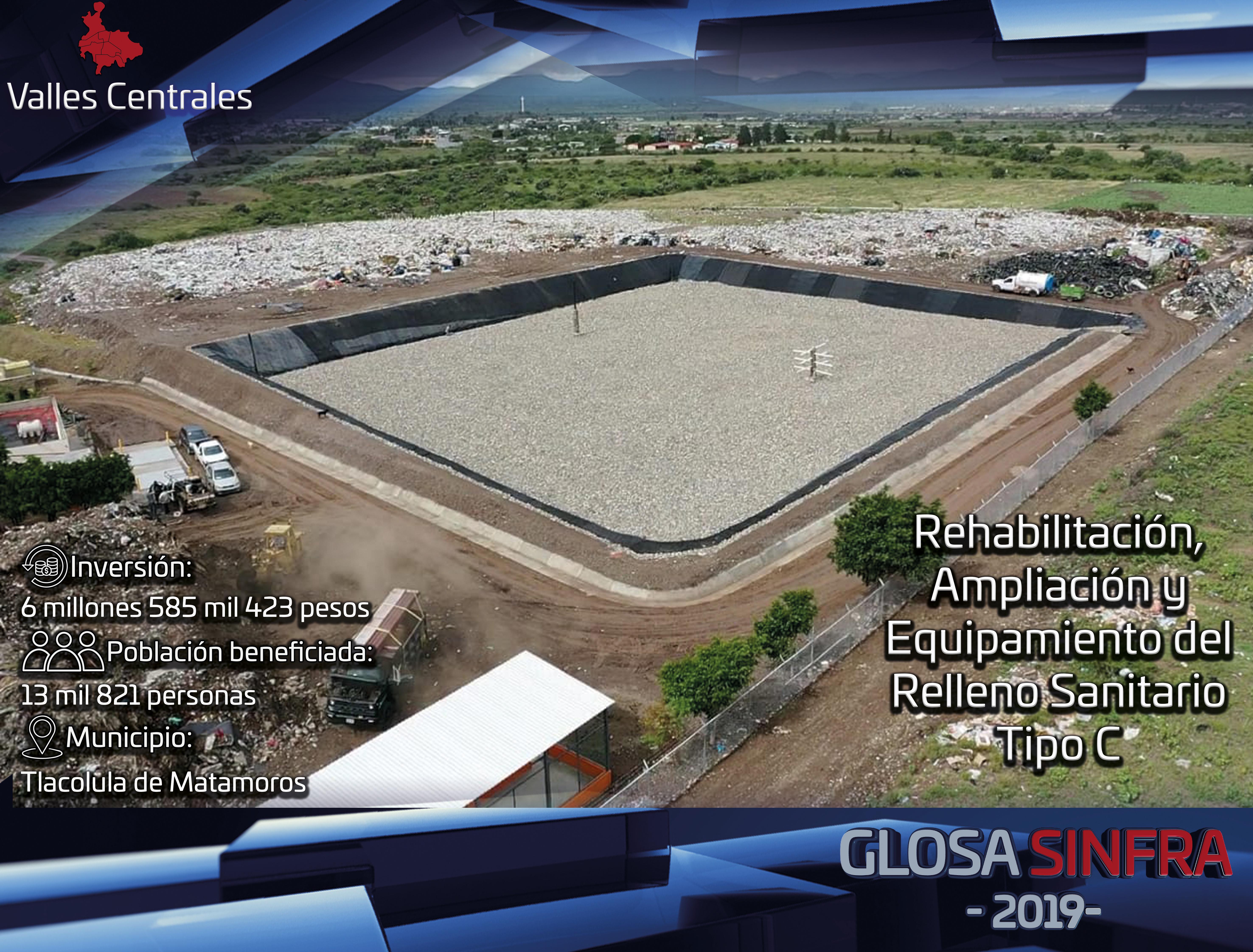 El Gobierno del Estado realiza la construcción de la infraestructura para el tratamiento de residuos que se generan en centros urbanos y rurales.