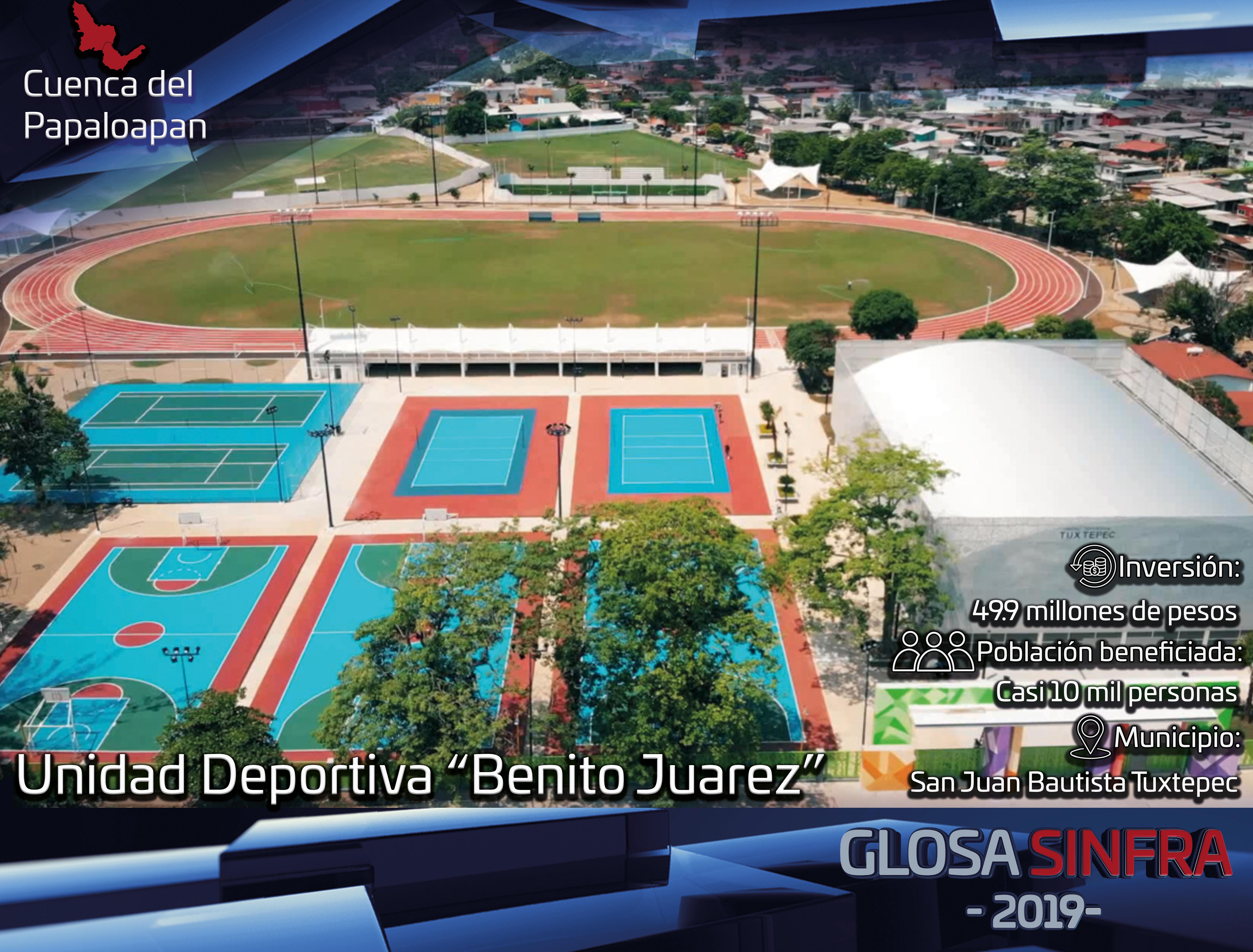 En la región de la Cuenca se construyó una obra emblemática con instalaciones de calidad para fomentar el deporte y la salud.