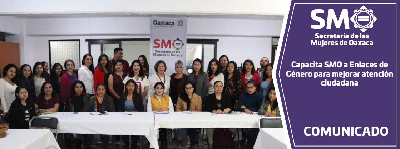 Secretaría De Las Mujeres De Oaxaca