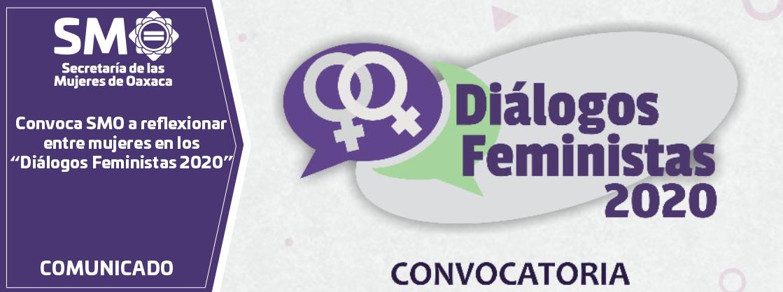 """Convoca SMO a reflexionar entre mujeres en los  """"Diálogos Feministas 2020"""""""