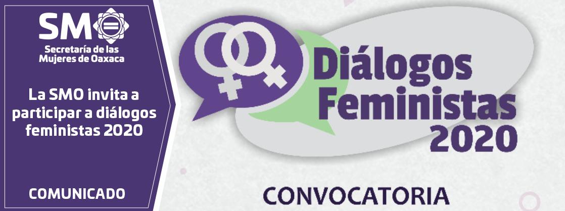 Convocatoria Diálogos Feministas