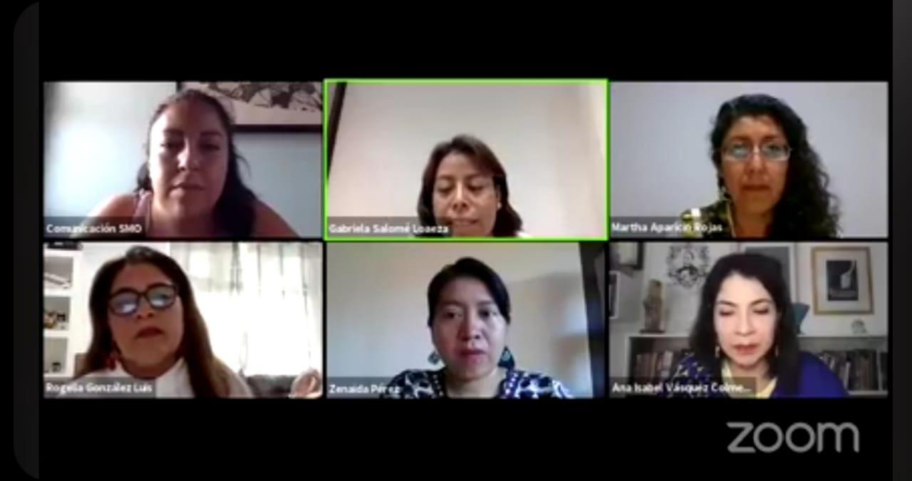 En conversatorio sobre Geìnero e interculturalidad, analistas marcan ruta para erradicar discriminacioìn 2