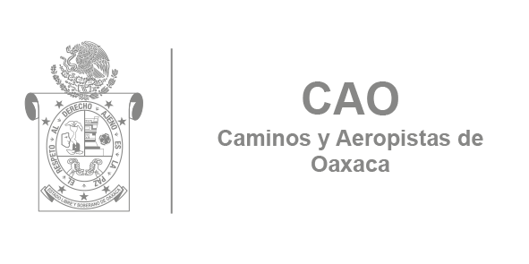 Caminos y Aeropistas de Oaxaca